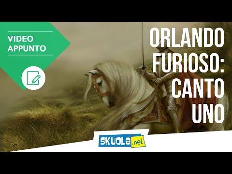 Orlando Furioso: Canto 1