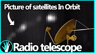 How to Build a Radio Telescope (See Satellites 35,000km Away!)