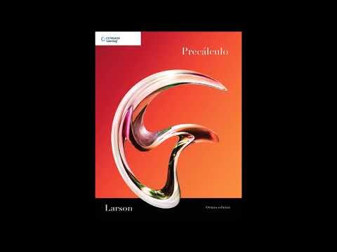 Descargar Precálculo 8va Edición - Ron Larson-PDF