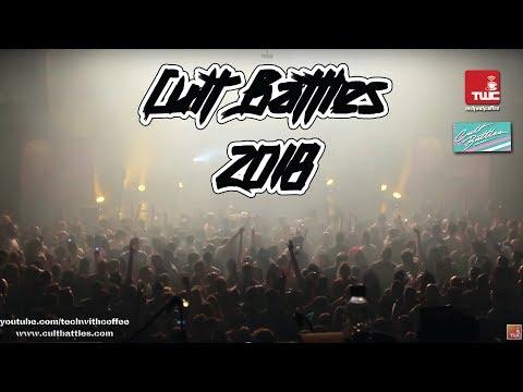 Cult Battles 2018 - The main event! (Thessaloniki Greece)