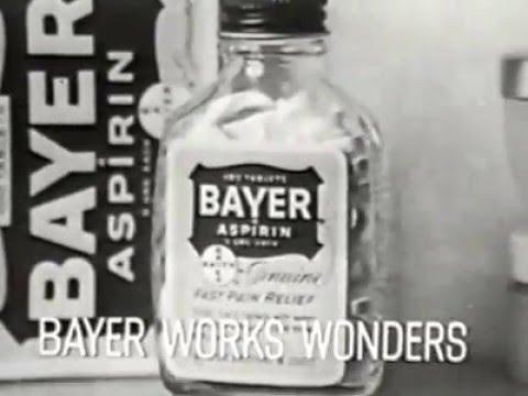 Ed Lauter Bayer Aspirin Commercial