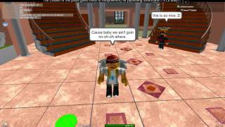 Oh Yeah by Big Time Rush Roblox Lyrics!