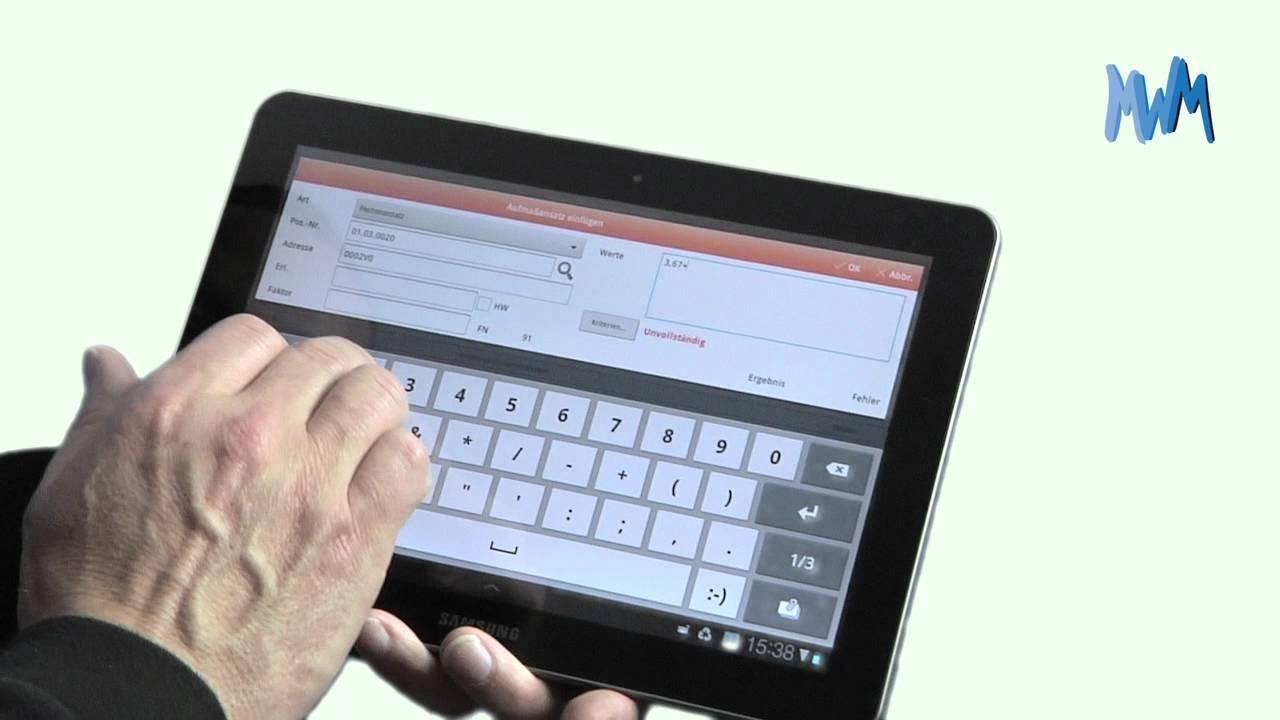 Entfernungsmesser Für Android : Mwm piccolo für android aufmaß und gaeb lv auf smartphone oder