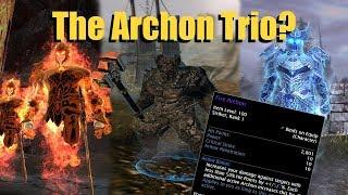 The Archon Trio - Questionable Companions - Neverwinter