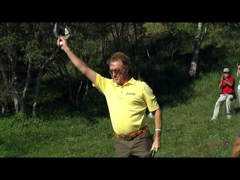 Highlights | Miguel Angel Jimenez wins flawlessly at Mississippi