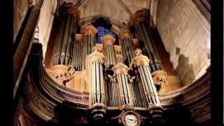 J.S. BACH: Pastorella BWV 590 - orgue de Saint-Merri (Paris)