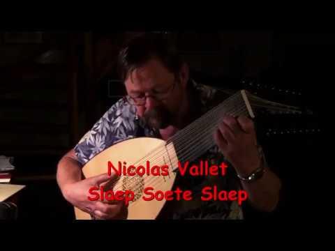 Nicolas Vallet, Slaep Soete Slaep