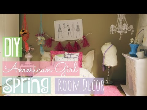 diy-room-decor-|-diy-american-girl-spring-room-decor
