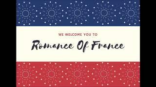 [브금브금] 커피 매장음악 샹송 로맨틱 프랑스 느낌 고…
