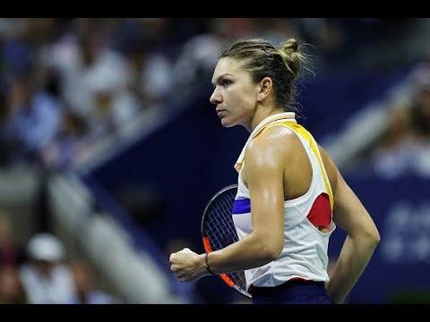 2017 US Open: Simona Halep Press Conference