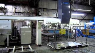 strippit lvd axel 3015l 2006 5000 watt cnc laser cutting machine 3