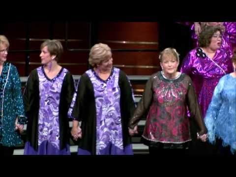 2016 Sweet Adelines River City Sound   Swan Song