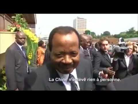 URGENT CAMEROUN   CHINE  AUCUNE AUTORITÉ CHINOISE POUR ACCUEILLIR PAUL BIYA À L'AÉROPORT1