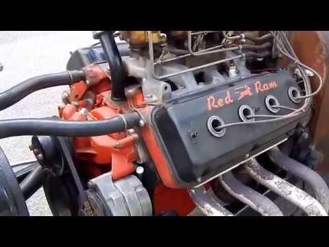 1917 Model T Rat Rod W/ Hemi-