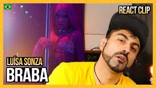Baixar REAGINDO a Luísa Sonza - BRABA