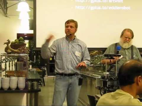 HomeBrew Robotics Club Meeting Sep 2012 - Talk