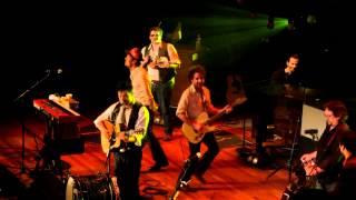 Mumford & Sons, Dawes, and Jerry Douglas perform Awake My Soul