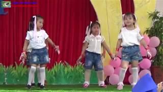Nụ Cười Thiên Thần -  Lớp Lá - Trường Mầm Non Tư Thục Bình Minh | Giáo Xứ Nam Hòa