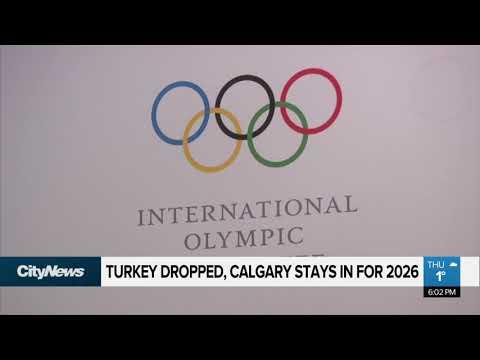 Calgary still in the running for 2026 Olympics Mp3
