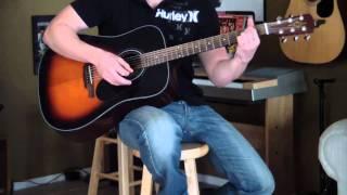 Dave Matthews Band - Grey Street - Chords - Guitar Lesson