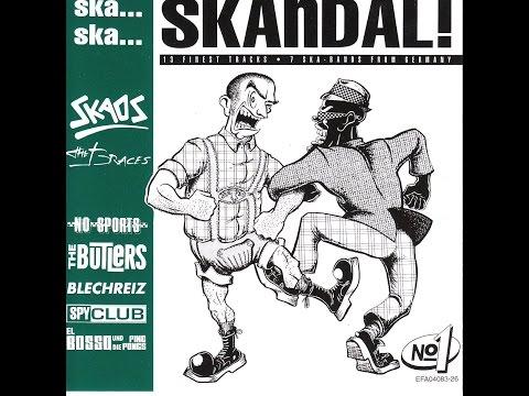 Various Artists - Ska, Ska, Skandal Nr.1 (Pork Pie) [Full Album]