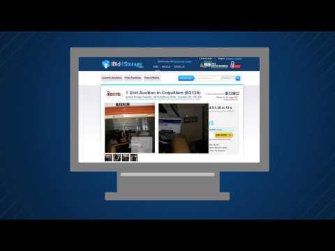 iBid4Storage.com – Online Storage Auctions