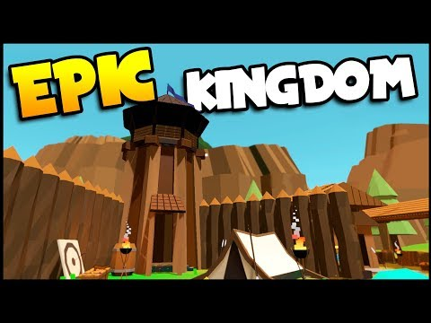 No King No Kingdom - Building An EPIC Kingdom! NEW No King No Kingdom Gameplay