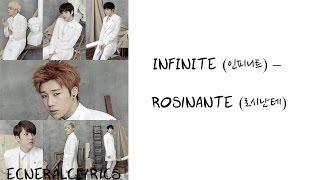 Infinite - Rocinante