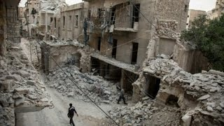 حراك دبلوماسي دولي لعقد اجتماع حول النزاع في سوريا