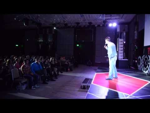 Making 12 HeArts or where inspiration may come from: Igor Didenko at TEDxKharkov