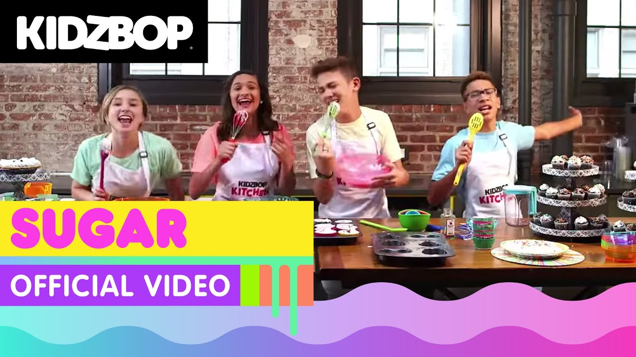 KIDZ BOP Kids - Sugar (Official Music Video) [KIDZ BOP 29 ...