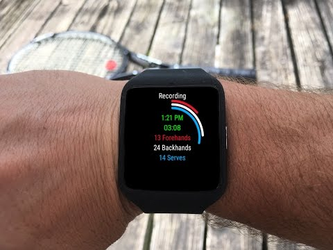 Tennis Sense -- Performance Tracking on Android Wear