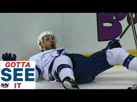 Ronnie And TKras - Tampa Bay Lightning: Cally Scores Game Winner For Bolts On BDay