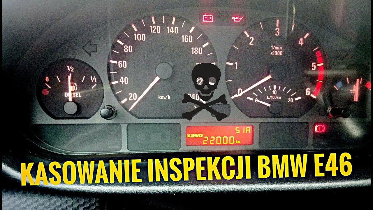 Bmw E46 Kasowanie Inspekcji Jak Skasować Inspekcje