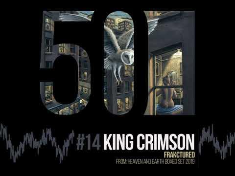 King Crimson: Heaven & Earth: Live and in the Studio 1997-2008