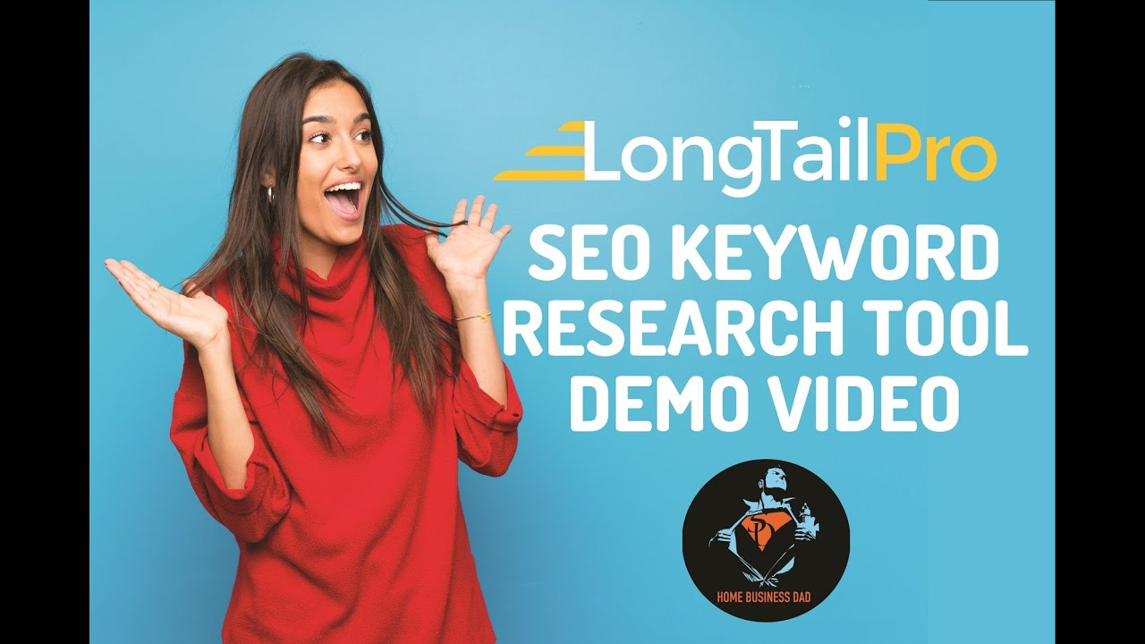 SEO Keyword Research Tool Demo Video LongTail Pro