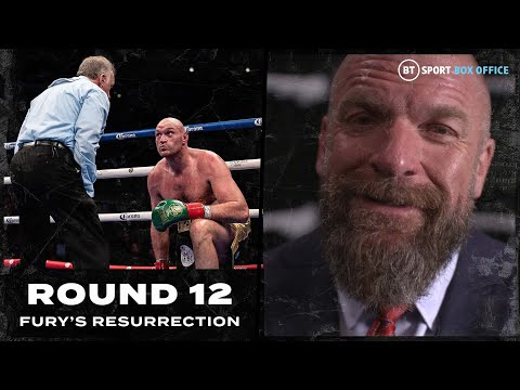 """""""The Moment Which Looked Scripted."""" Triple H Full Interview   Round 12: Fury's Resurrection"""