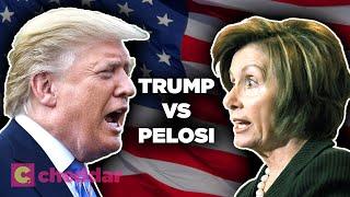 Donald Trump Vs. Nancy Pelosi: A History Of The Rivalry