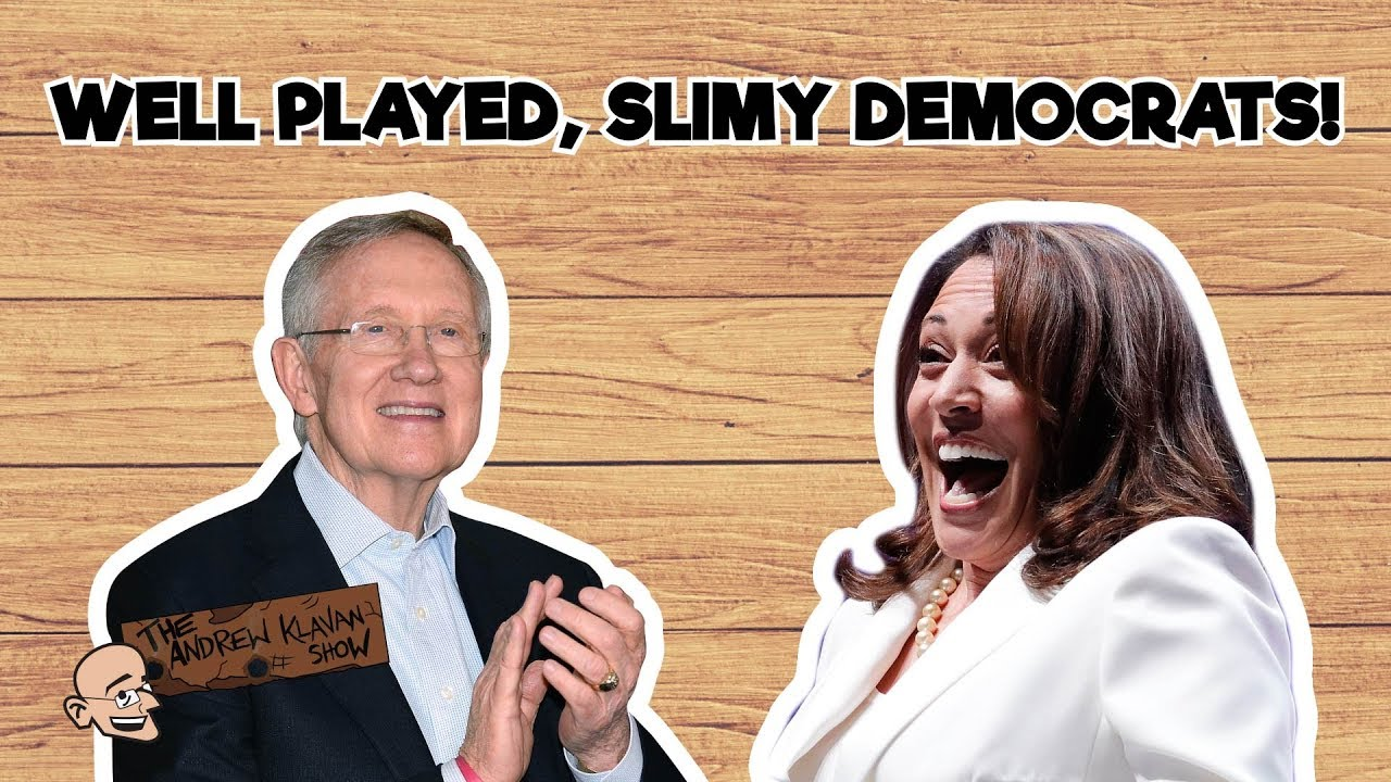 well-played-slimy-democrats-the-andrew-klavan-show-ep-578
