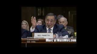 Panetta suggests OK from UN more important than Congress Approval when it comes to War?
