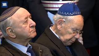 1,000 people turn out for funeral of six unknown Auschwitz victims