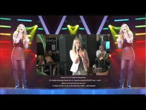 Carrie Underwood  Before He Cheats, 2011 Instrumental + Lyrics