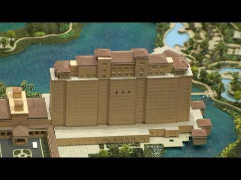 Four Seasons Resort at Walt Disney World Resort Golden Oak - Latest Construction Update - Opens 2014
