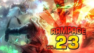 Dota 2 Rampage Vol. 23