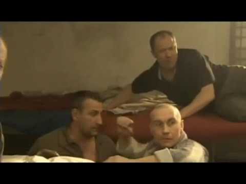 Драка в камере из сериала Боец