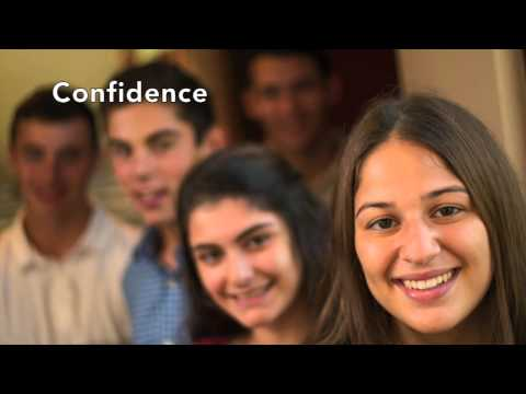 Shanah Tovah from Kohelet Yeshiva High School