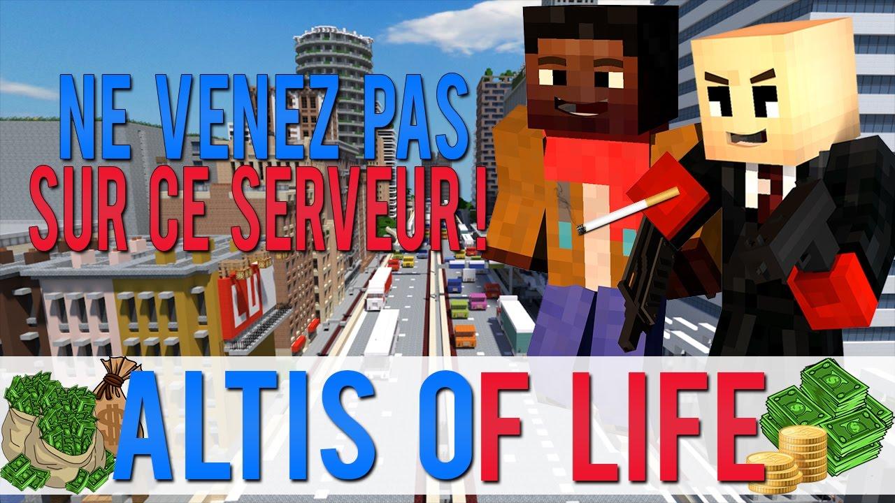 Minecraft rencontres RP serveur