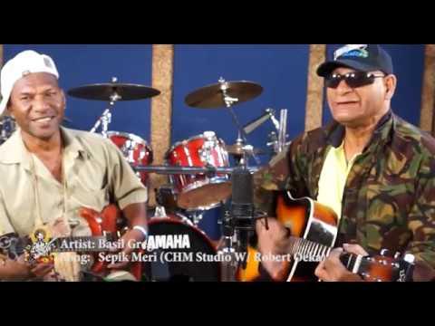 Basil Greg with Robert Oeka - Sepik Meri (CHM Studio Acoustic Version)