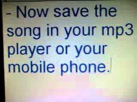 Music & videos on mobile phone.3gp