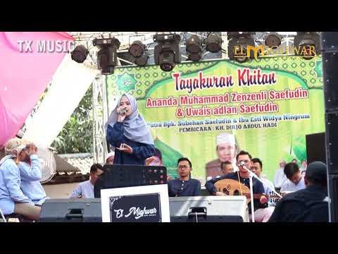 Ya Sayyidi - Ai Khodijah ( El Mighwar ) LIVE PERFORM